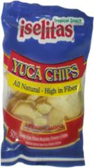 Snacks Yuca Natural