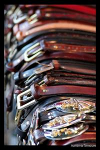 Piel, para la elaboración de cinturones y correas