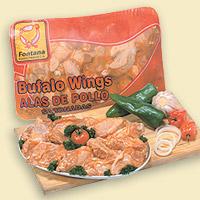 Productos semiacabados de pollo, Bufalo wings