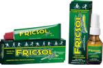 Otras preparaciones medicinales, Fricsol alivio en