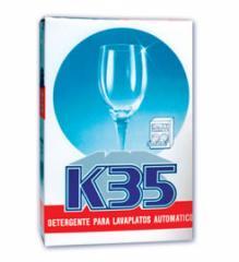 Detergente para lavar platos en el lavavajillas K-35