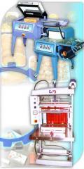Máquinas para la envoltura de celofán