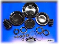 Partes componentes, del automóvil