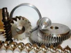 Detalles de máquinas y mecanismos