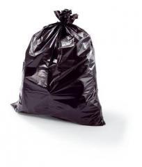 Bolsas plásticas de basura