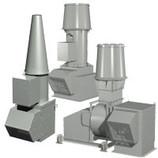 Industriales ventiladores eléctricos centrífugos