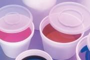 Tapas para contenedores espumados