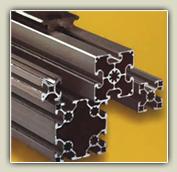 Perfil aluminio extruido