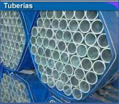 Tuberías de agua