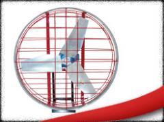 Equipo ventilación para aves de corral
