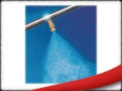 Sistema de humidificacion - nebulizadores