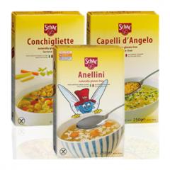 Anellini Anillos Sin GLutein 250 GR