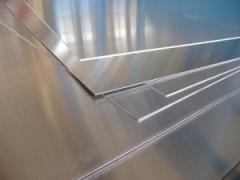 Laminas de aluminio