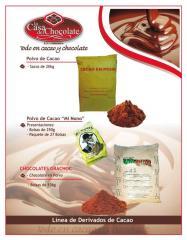 Derivados de Cacao