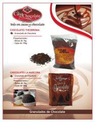 Granulados de Chocolate