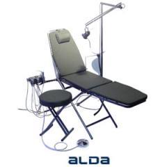 Sillones dentales, Unidad Portátil Modelo 001