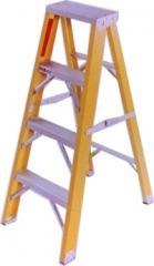 Escaleras dieléctricas, tipo tijera servicio pesado y extrapesado