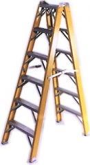 Escaleras dieléctricas tipo tijera doble acceso