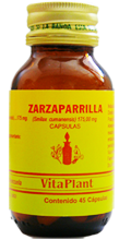 Zarzaparrilla - Cápsulas - Frasco / 45 cap.