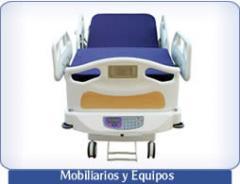 Equipamiento de hospital