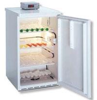 Cámaras climatizadas para almacenamiento de semen
