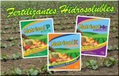 Fertilizantes fosfatados Nutrisol P