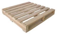 Paletas de madera, de carga