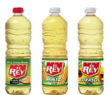 """Aceite """"El Rey Girasol"""""""