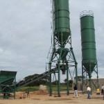 Equipos para la preparación de mezclas de cemento