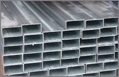 Tubos de perfil rectangular de acero