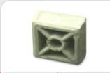 Productos de concreto sin refuerzo
