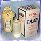 Filtros de agua, Enjoy siete Gold Line