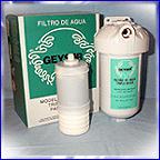 Filtros de agua, industrial Geyser