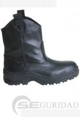 Zapatos para la producción de metalúrgicos