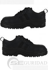 Semi zapatos de trabajo