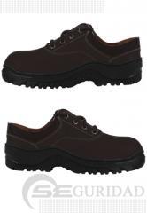 Zapatos para el trabajo Bacan