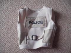 Uniformes policiales