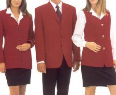 Ropa corporativa, uniforme