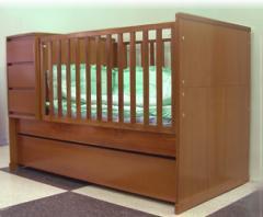 Muebles para niños Cuna Multiusos Martina