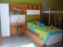 Cama Duplex Romantica Convertible