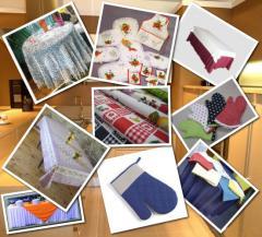 Textiles para la cocina