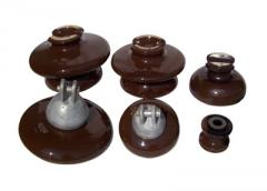 Aisladores ceramicos