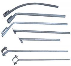 Componentes de accesorios de iluminación