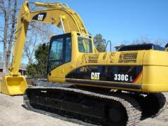 Excavadora 330CL Caterpillar