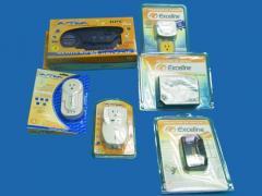Dispositivos de protección contra sobretensiones
