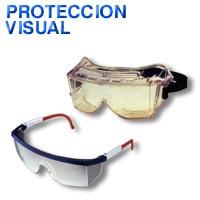 Medios de protección para los ojos y la cara