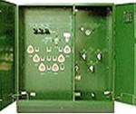 Transformador trifasico en aceite tipo pad mounted