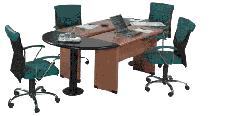 Muebles para la conferencia
