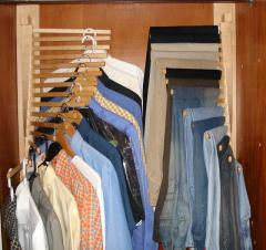 Rack porta camisas
