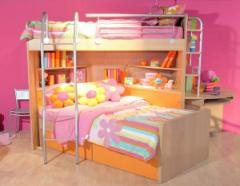 Muebles infantil, Dormitorio Liliana